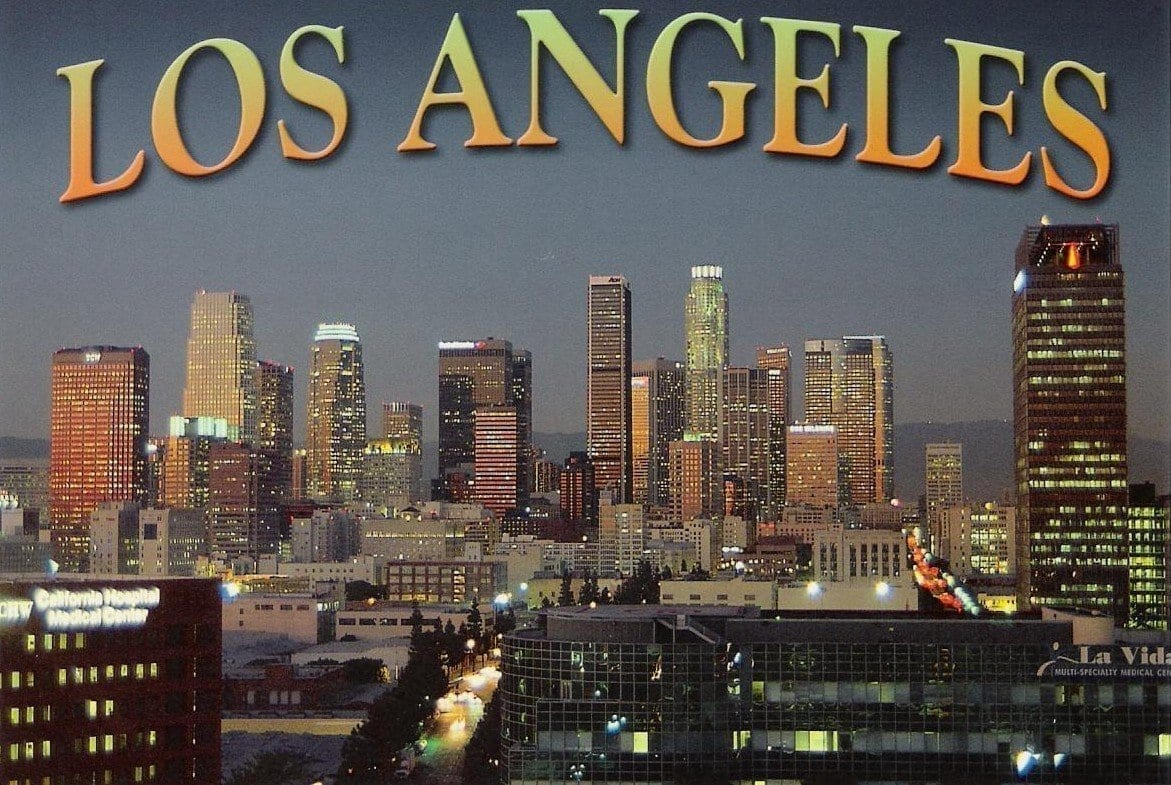 Mortgage rates in Los Angeles, California