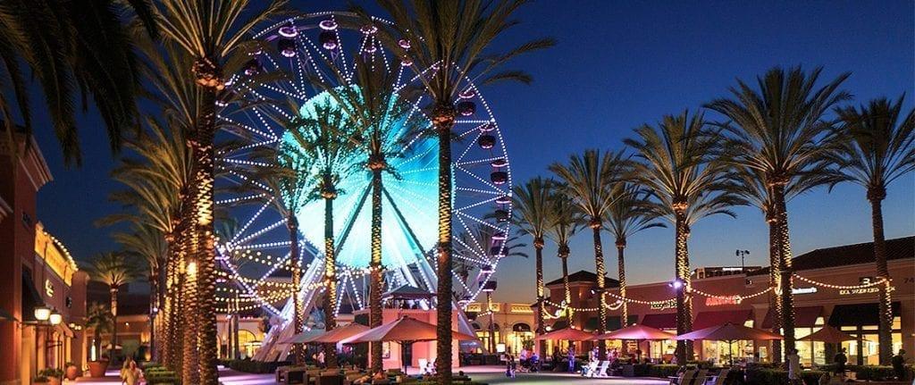 Irvine California
