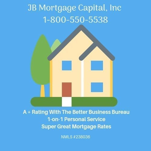 Low Mortgage Rates At JBMC