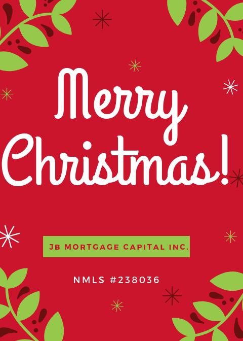 Merry Christmas From JBMC, Inc.