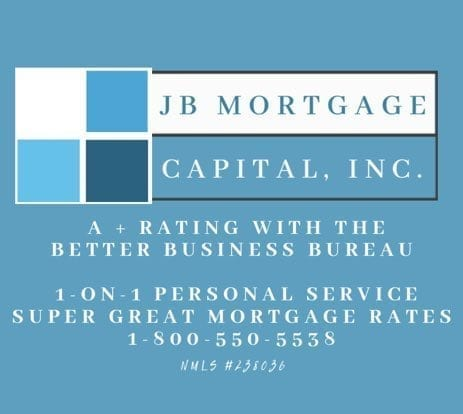 JB Mortgage Capital, Inc.