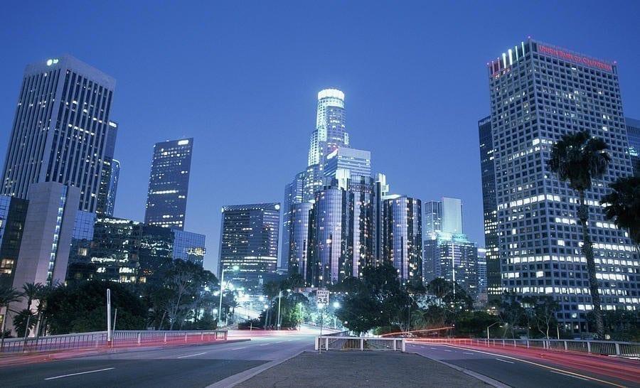Los Angeles, California mortgage rates