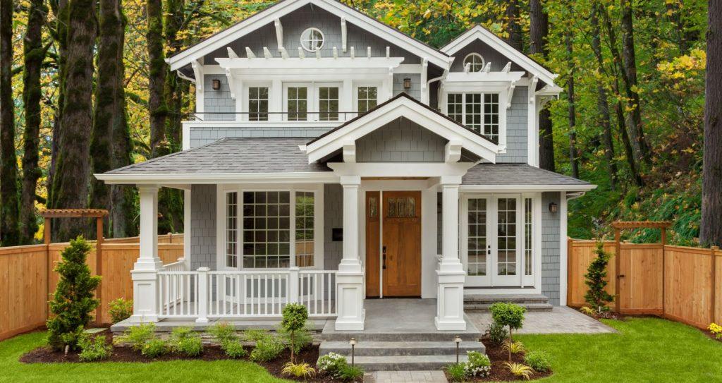 California Gray Home