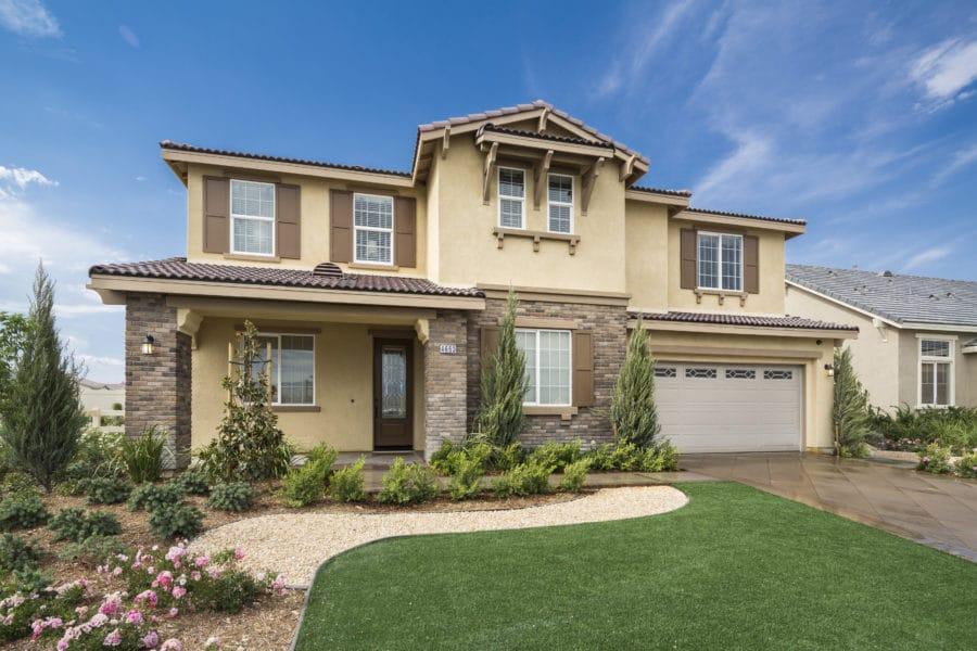 California home mortgage