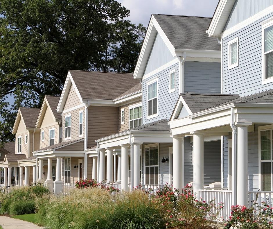 Homes in Sacramento