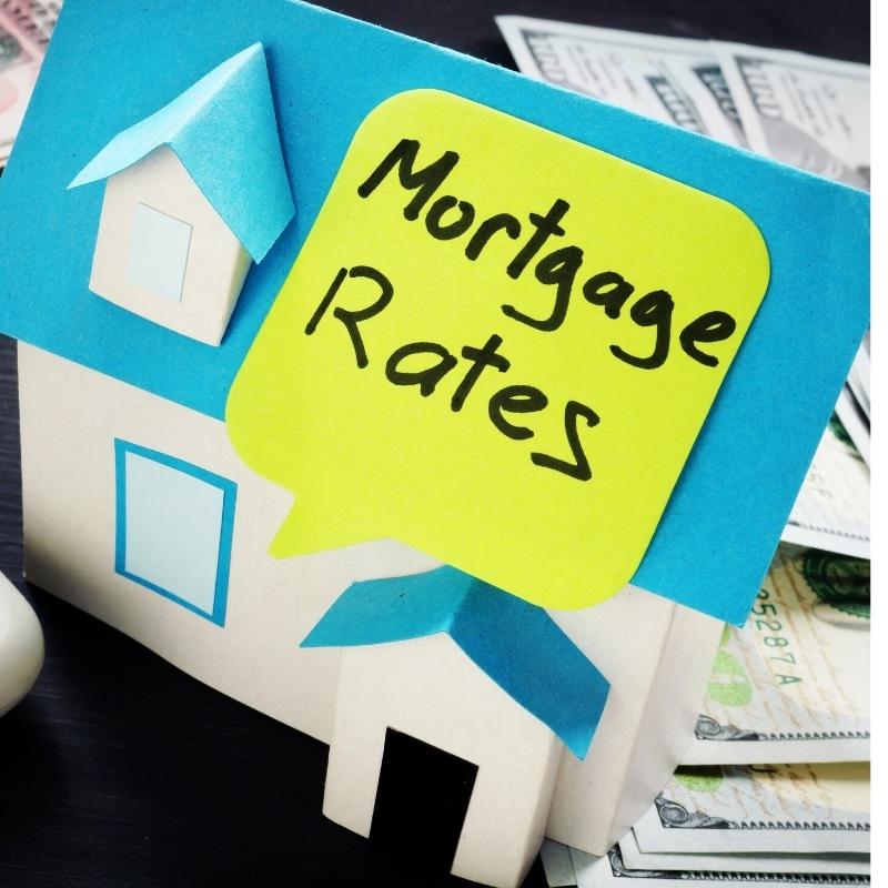 mortgage rates in California