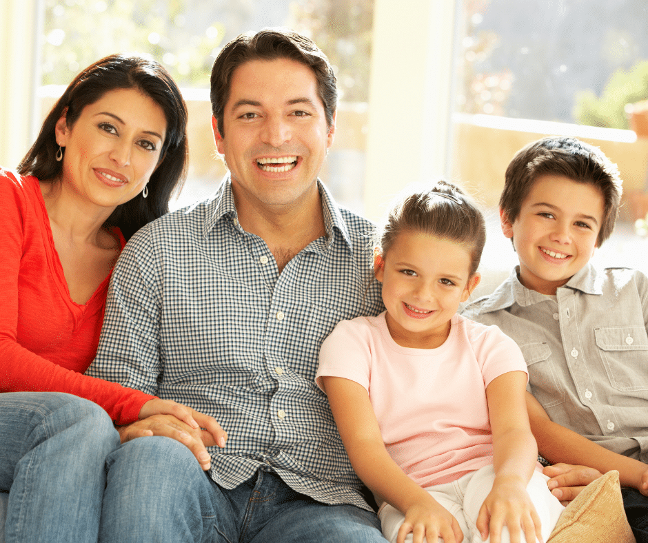 homeowners and family